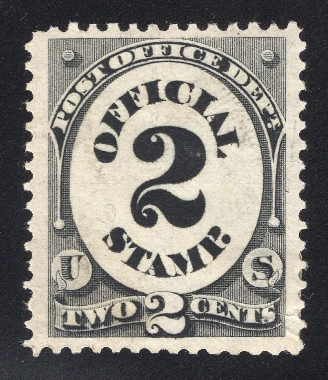 US#O48 - Post Office Dept.Official - O.G.