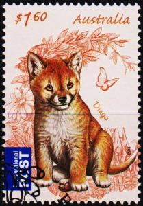 Australia. 2011 $1.60 Fine Used