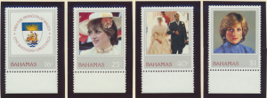 Bahamas Stamps Scott #510 To 513, Mint Never Hinged - Free U.S. Shipping, Fre...