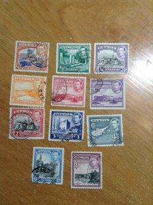Cyprus  # 143-51/66  Used