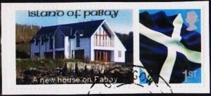 Great Britain(Pabay). 1999? 1st(Self Adhesive). Fine Used