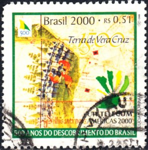 Brazil #2737  Used
