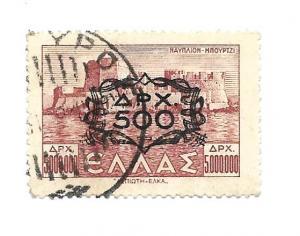 Greece 1946 - Scott #478