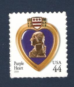 4390 Purple Heart Single Mint/nh FREE SHIPPING