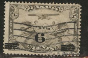CANADA Scott C3 used airmail stamp 1932