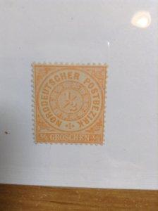 Germany  (North German Conf) SC #15  H