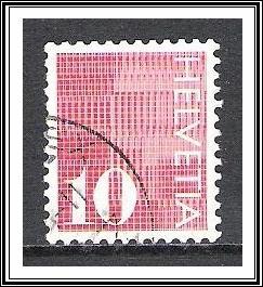 Switzerland #521 Numeral Used
