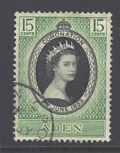 Aden Sc # 47 used (RS)