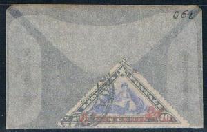 Liberia O62 Used Caduceus 1909 (L0653)