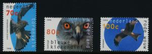 Netherlands 888-91 MNH Birds of Prey