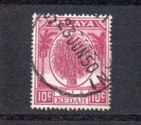 Malaya - Kedah 69 used