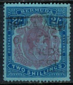Bermuda #123  CV $12.00  (couple short perfs)