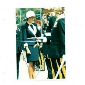Sierra Leone MNH S/S 2093 Princess Diana