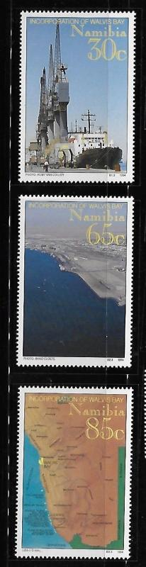 Namibia 1994 Incorporation of Walvis Bay MNH A657