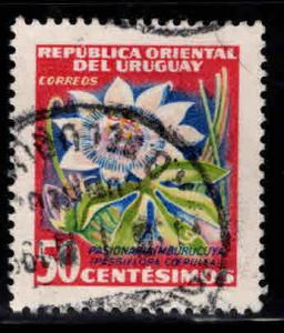 Uruguay Scott 616 used stamp