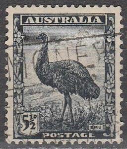 Australia #196 F-VF Used   (S6428)
