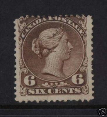 Canada #27 Mint