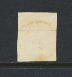 SWITZERLAND 1855, 10r VF USED Sc#26 (SEE BELOW PART PART OF GROUP)