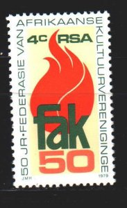 South Africa. 1979. 568. Culture Society. MNH.