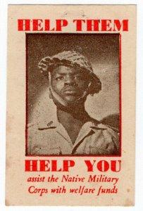 (I.B) KUT Cinderella : Native Military Corps (Help Them Help You)