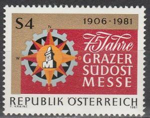 Austria #1189  MNH   (S3450)