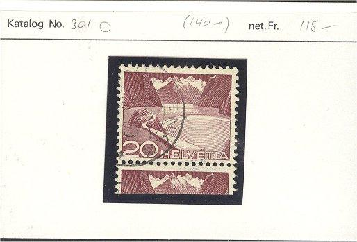 SWITZERLAND, URTYPE  VFU STAMP, NICELY USED!