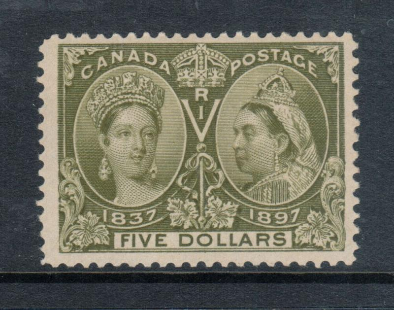 Canada #65 Very Fine Mint Full Original Gum Lightly Hinged **With Cert.**