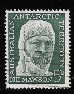 Australian Antarctic Territory Used [3645]