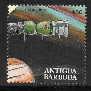 Antigua Mint Never Hinged [8229]