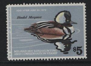 US, RW45, 1978, MNH, DUCK STAMP