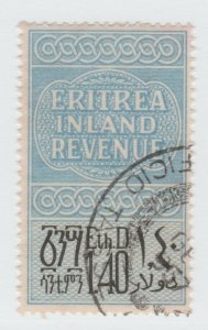 UK Italy Eritrea Ethiopia Africa fiscal revenue Stamp 5-11-21-a3