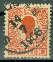Danish West Indies - 32 Used