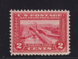 398 VF-XF OG mint never hinged with nice color cv $ 35 ! see pic !