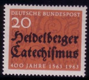 Germany #861 F-VF Mint NH ** Heidelberg Catechism