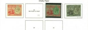 TRINIDAD AND TOBAGO SCOTT 26-31 MNH SHORT