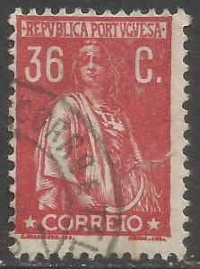 PORTUGAL CERES 290 VFU S280-1