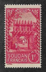 86,Mint French Sudan