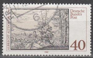 Germany #1340  F-VF Used  (S6988)