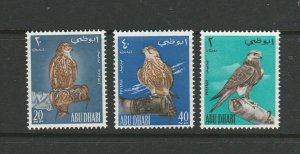 Abu Dhabi 1965 Falconry MM SG 12/14