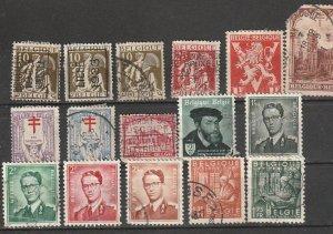 Belgium Used Lot #190815-2