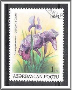Azerbaijan #381 Flowers CTO NH