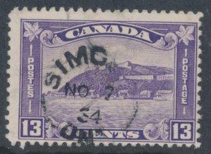 Canada Sc#201 used