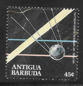 Antigua Mint Never Hinged [8221]