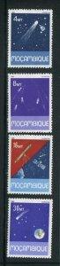 Mozambique #975-8 MNH