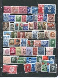 Germany GDR  Mint Lot - Lakeshore Philatelics