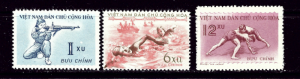North Vietnam 102-04 NH 1959 Sports