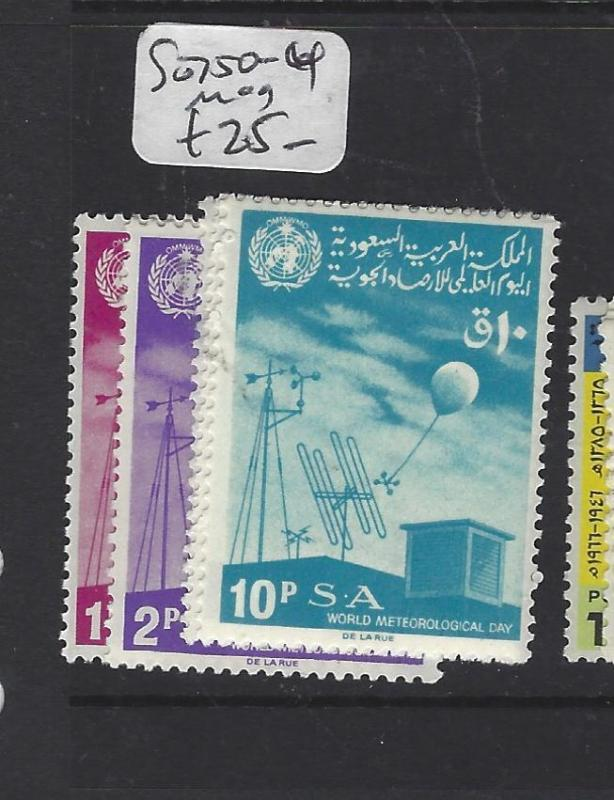 SAUDI ARABIA (P0102B)  WEATHER  SG 250-4   MOG