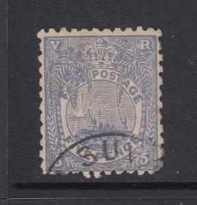 Fiji, Scott 58 (SG 85), used