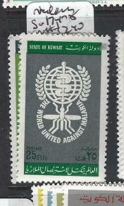 KUWAIT   (PP2804B)  MALARIA  SG 174-5   MNH