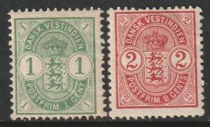 Danish West Indies 21,29 MH